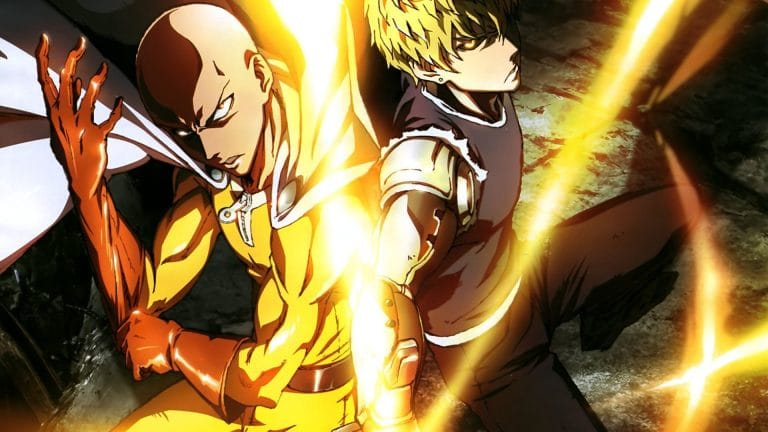 One-Punch Man – Season 2, Episode 10