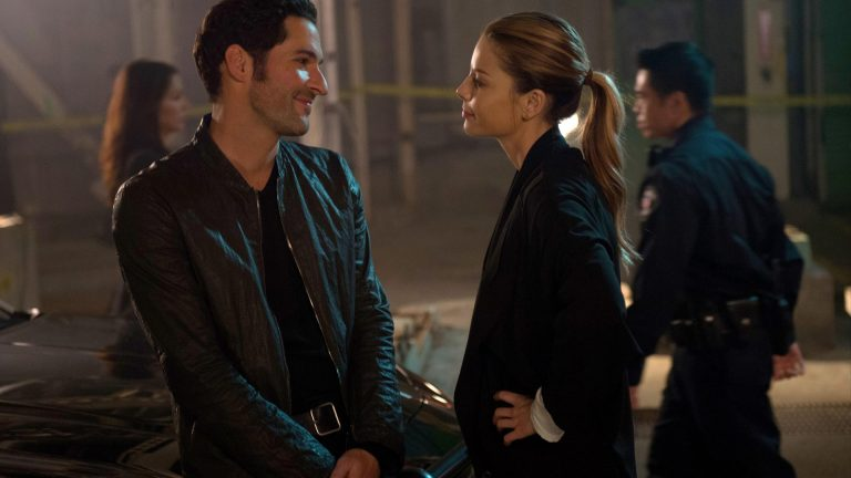 Lucifer And Chloe