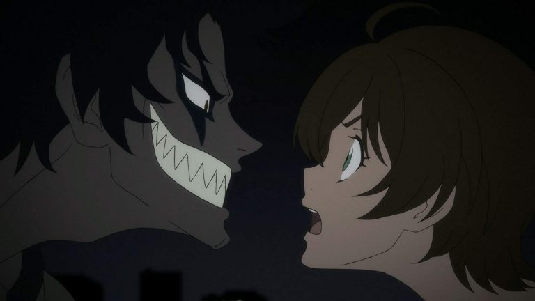 devilman crybaby review