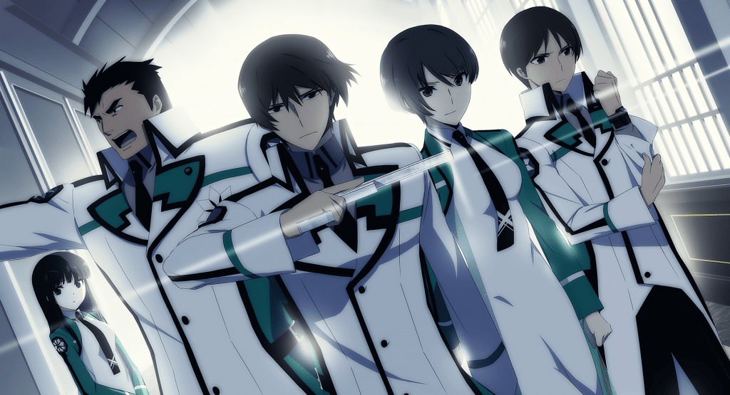 the irregular at magic high school