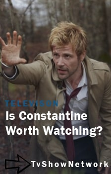 Is constantine worth watching?