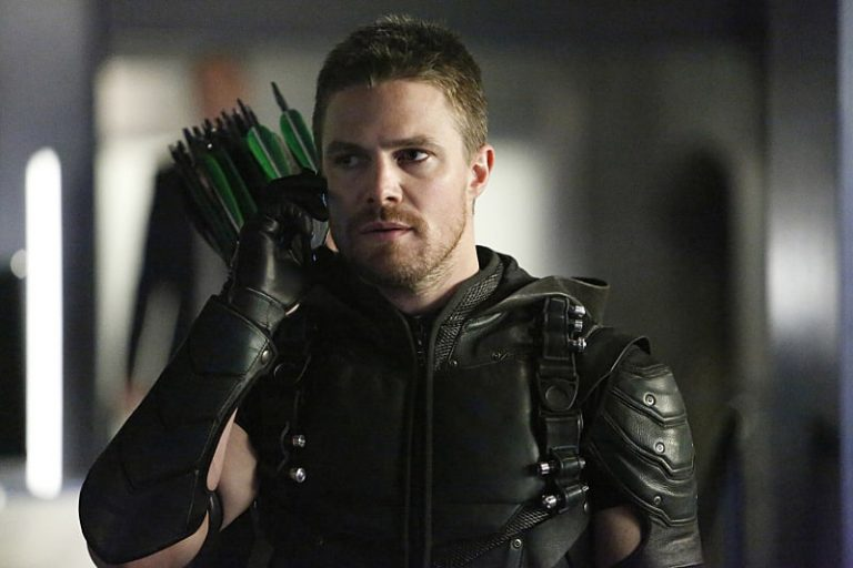 Arrow the best possible ending
